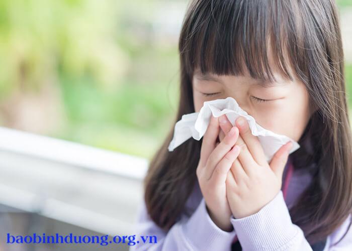 5 chứng bệnh thường gặp ở trẻ em