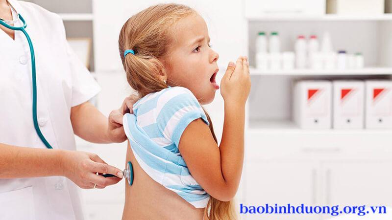 Viêm phế quản cấp là bệnh khá nguy hiểm ở trẻ em