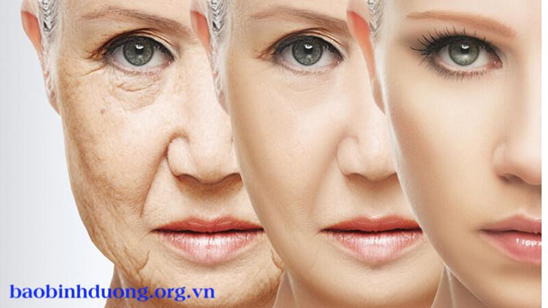 Serum giúp làn da luôn tươi trẻ , sáng mịn