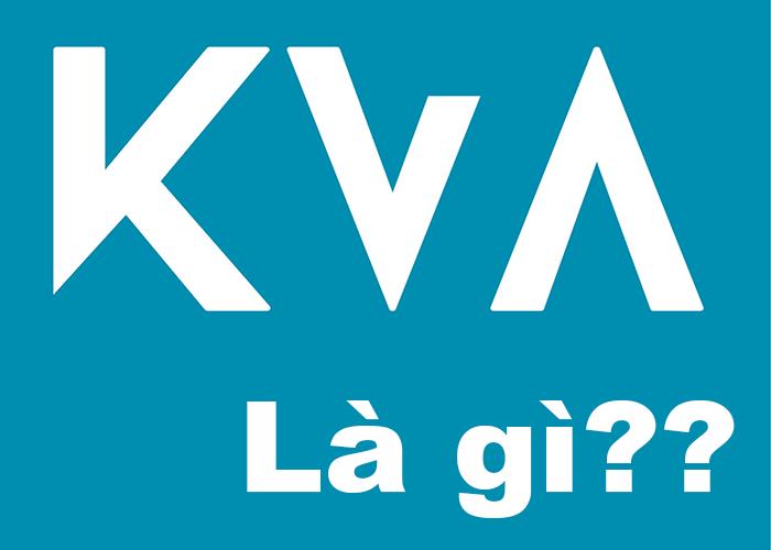 kVA là gì
