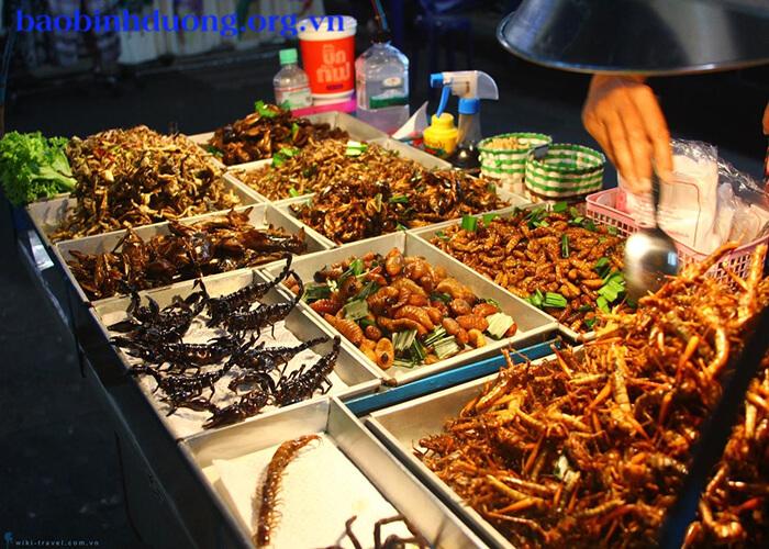 Các món ăn đường phố Thái Lan