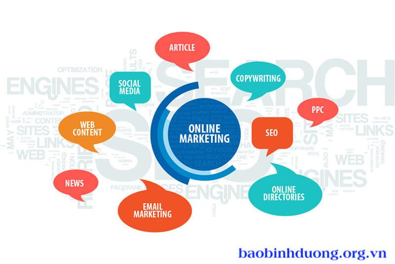 Một số kênh Digital Marketing hiện nay
