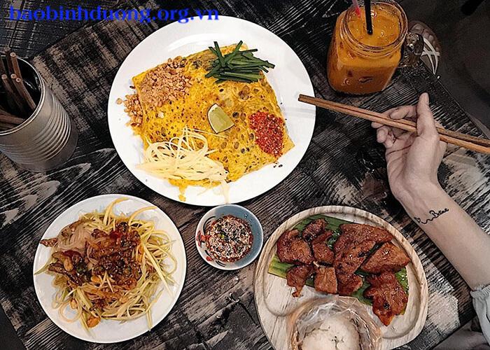 Thưởng thức món ăn Thái tại Sài Gòn