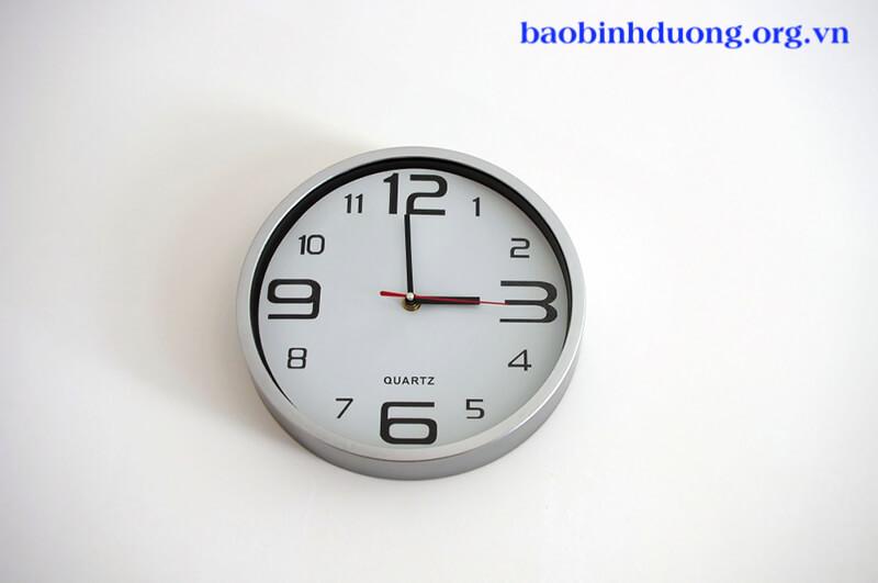 cách quy đổi thời gian trong ngày