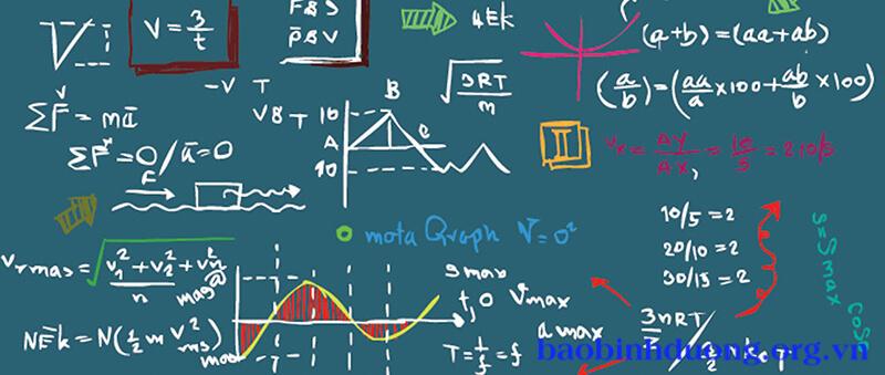 Các từ vựng tiếng Anh khác về toán học