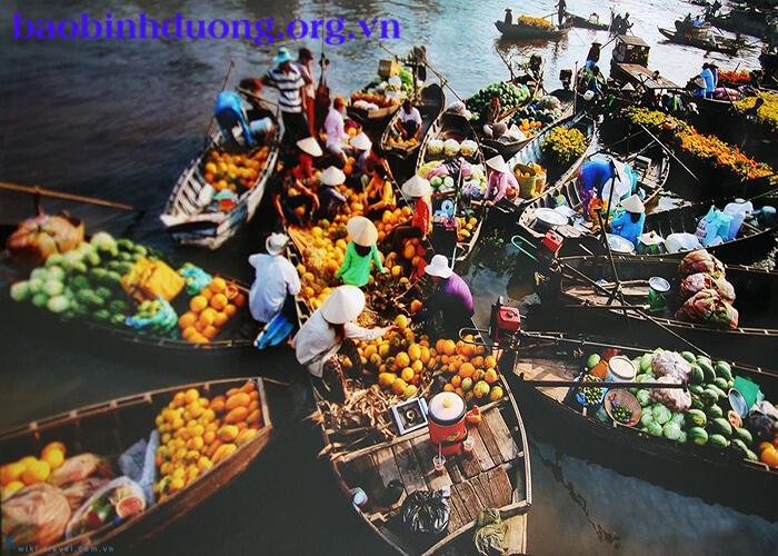 Ẩm thực miền sông nước Tiền Giang