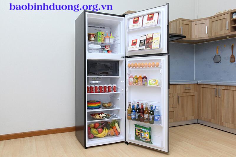 Kích thước các loại tủ lạnh mini