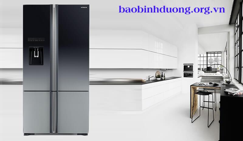 Kích thước tủ lạnh 2 cánh là bao nhiêu