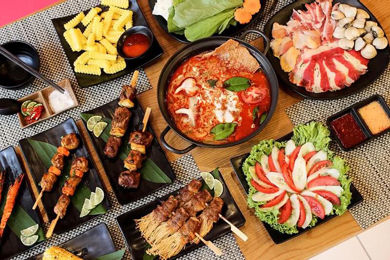 Thử ngay hương vị Hàn Quốc với món nướng tại UNI BBQ