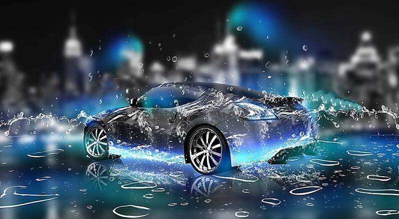 Hình nền xe hơi 3d