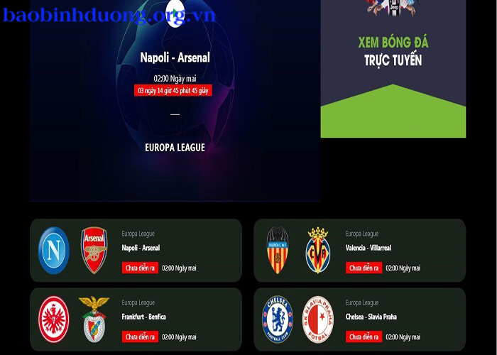 Top 10 website về bóng đá hấp dẫn nhất hiện nay