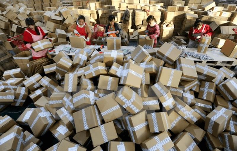 Đóng gói các loại hàng hóa phải thật cẩn thận