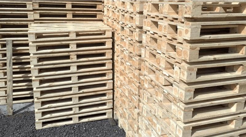 Sản phẩm gỗ pallet của Đông Phú Tiên.