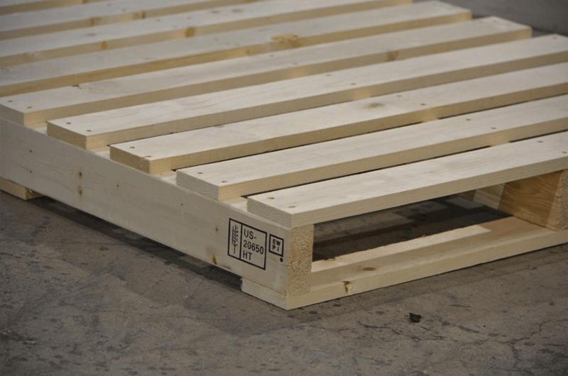 Pallet gỗ có vai trò khá quan trọng trong sắp xếp kho hàng