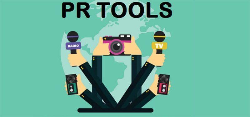Công cụ phổ biến trong các hoạt động PR