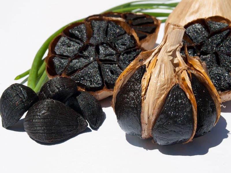 Tỏi đen có rất nhiều công dụng tốt cho sức khỏe