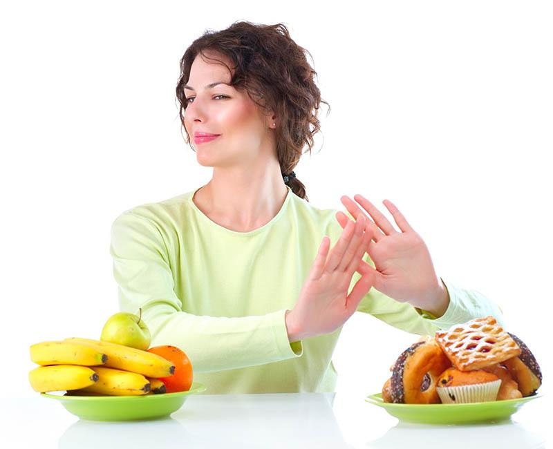 Để tăng thêm hiệu quả giảm mở, nên hạn chế đồ ăn ngọt