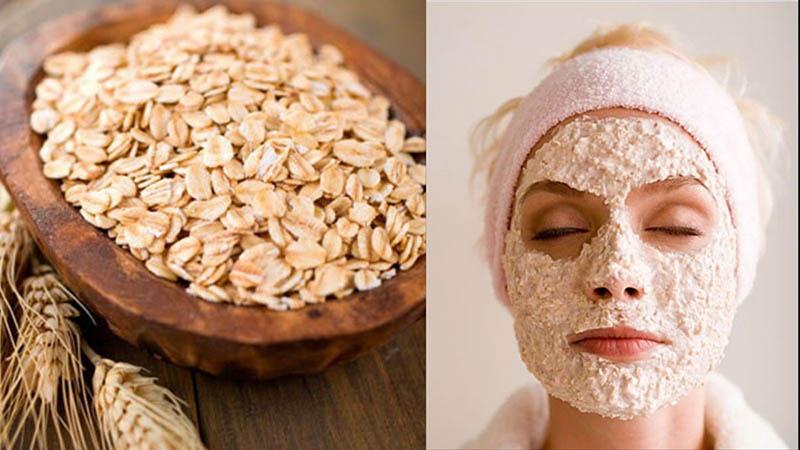 Loại bột này còn có tác dụng chống viêm do mụn gây ra