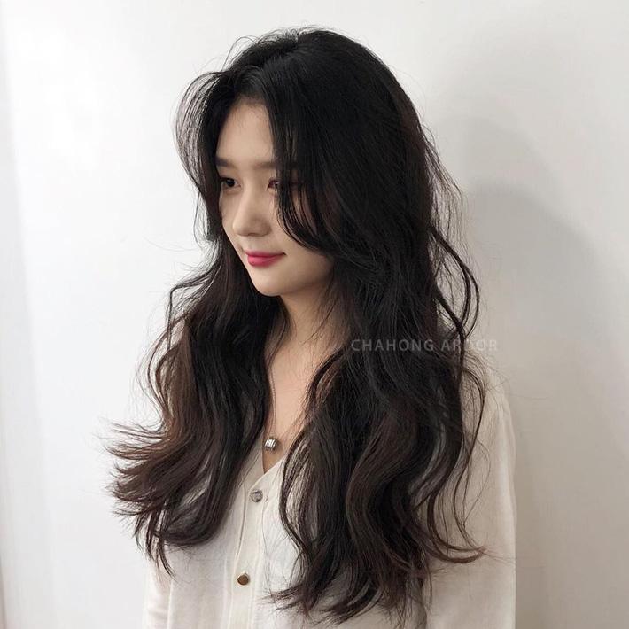 Kiểu tóc xoăn sóng hàn quốc