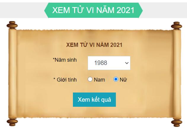 Xem thái ất tử vi chùa khánh anh 2021 chuẩn nhất